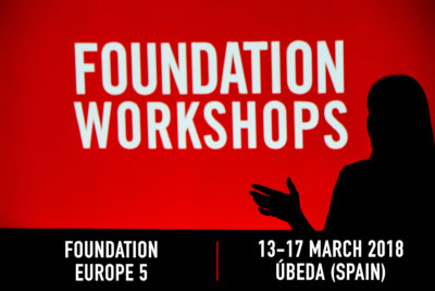 Foundation Europe 5 Workshop