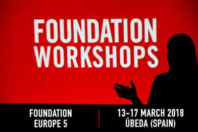 Foundation Europe 5 Workshop